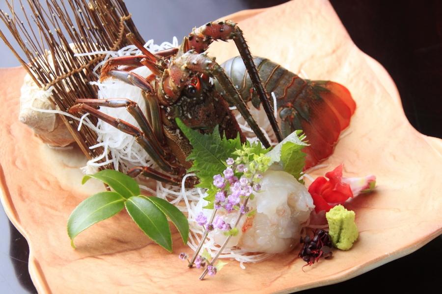 駿河湾の恩恵から旬の鮮魚をご提供致します