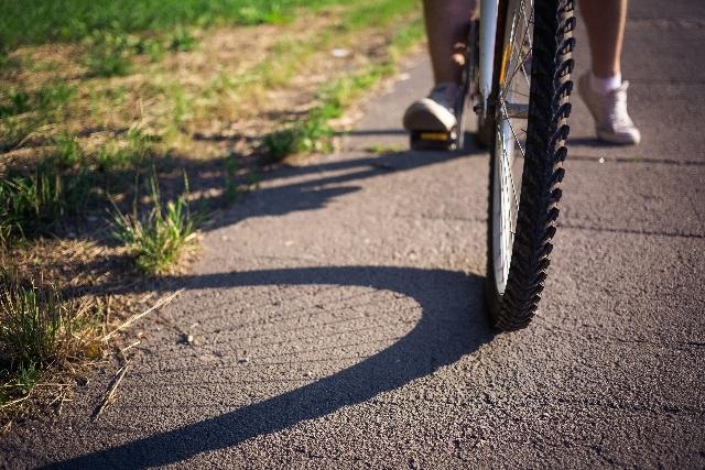 戸田の風を感じるサイクリング