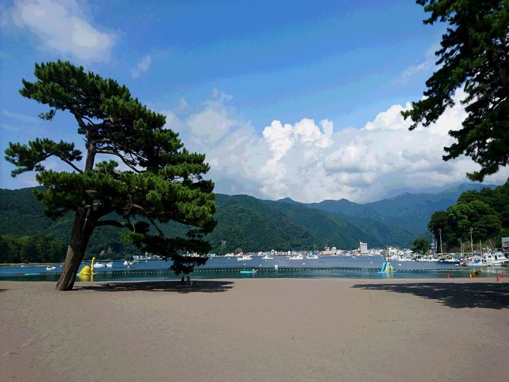 御浜海水浴場で夏を満喫!