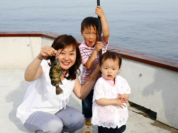 プライベート釣り場で安全に楽しくフィッシング!