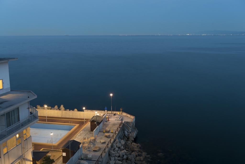紀淡海峡の夜景