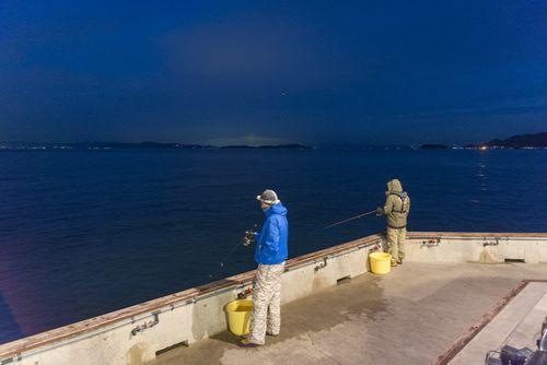 プライベート釣り場は24時間ご利用頂けます!!