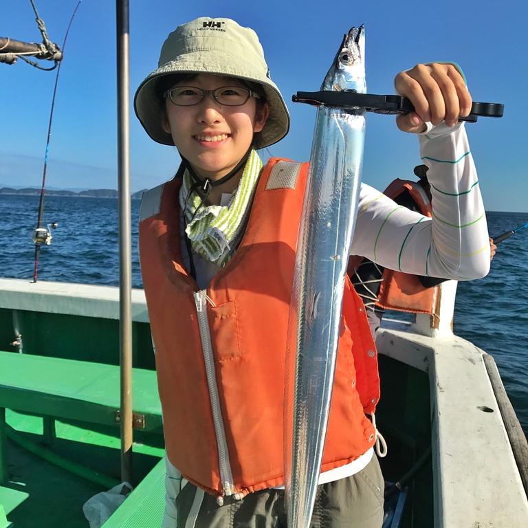 ご家族で大物釣りにチャレンジ!