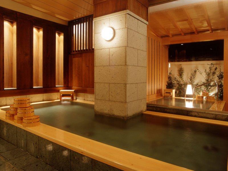 【大浴場】海星の湯の内風呂
