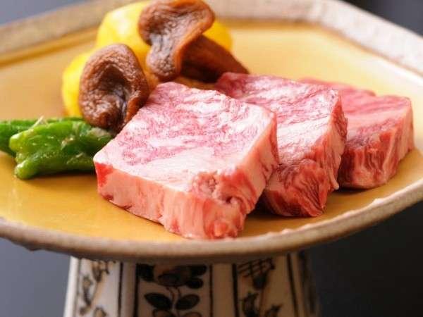 【夕食】和牛<一例>