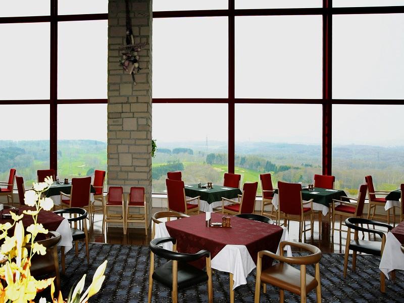12階展望レストラン『サウスエルフィン』