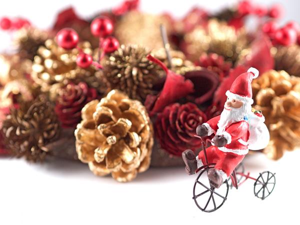 素敵なクリスマスを…♪