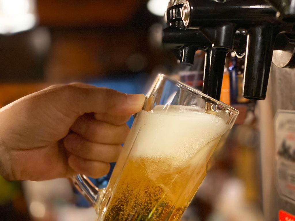 【ビールサーバー(イメージ)】
