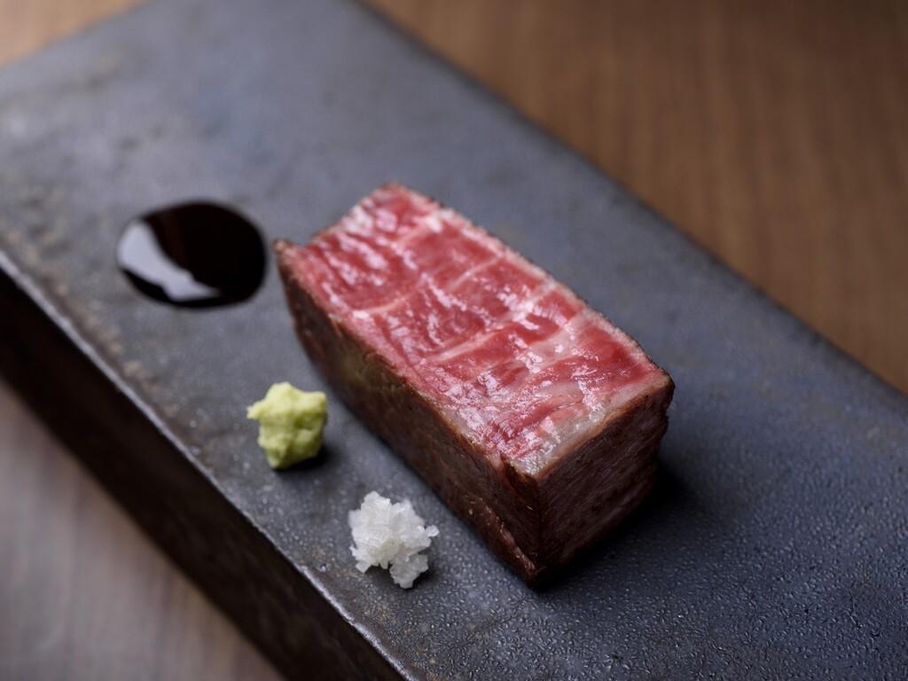 ひとしお 牛フィレ肉
