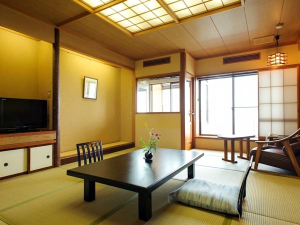 最上階和室 展望風呂付(10畳)