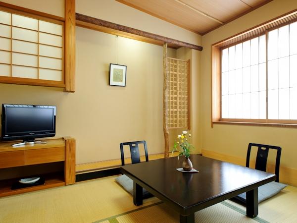 茶室風こじんまり客室♪和室約6畳