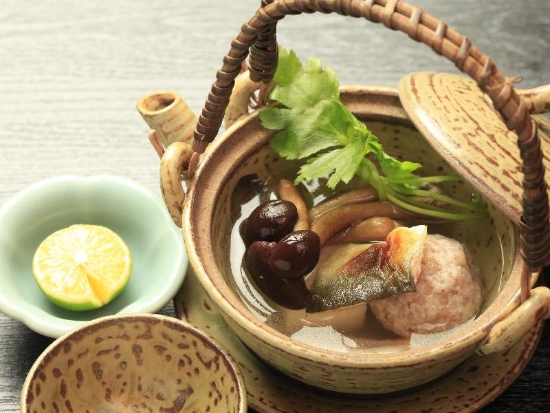 【会席料理】藤井荘のスタンダード会席ご用意致します
