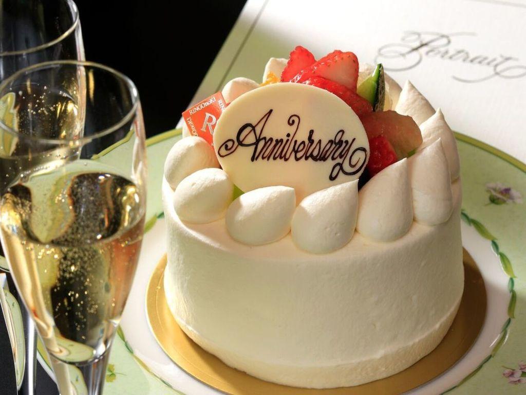 【特典】デコレーションケーキはメッセージも承ります。