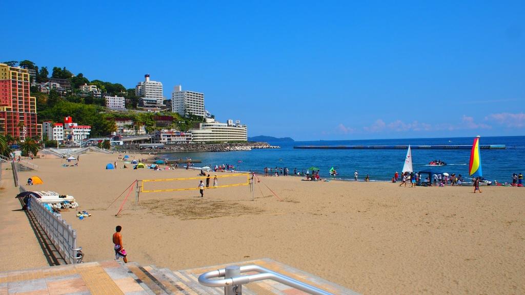 熱海の夏はイベントが満載!