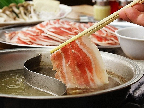 【中国レストラン香満樓】中華火鍋しゃぶしゃぶ