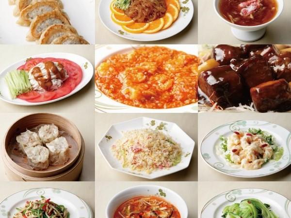 アツアツ!テーブルに座りながらオーダーできる、中華の食べ放題!