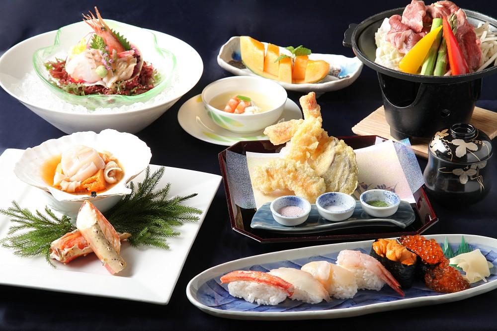 北のグルメ膳〜北海道をギュッと詰め込んだ和食膳〜