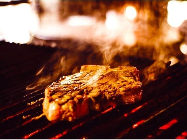 BBQプラン ラム肉