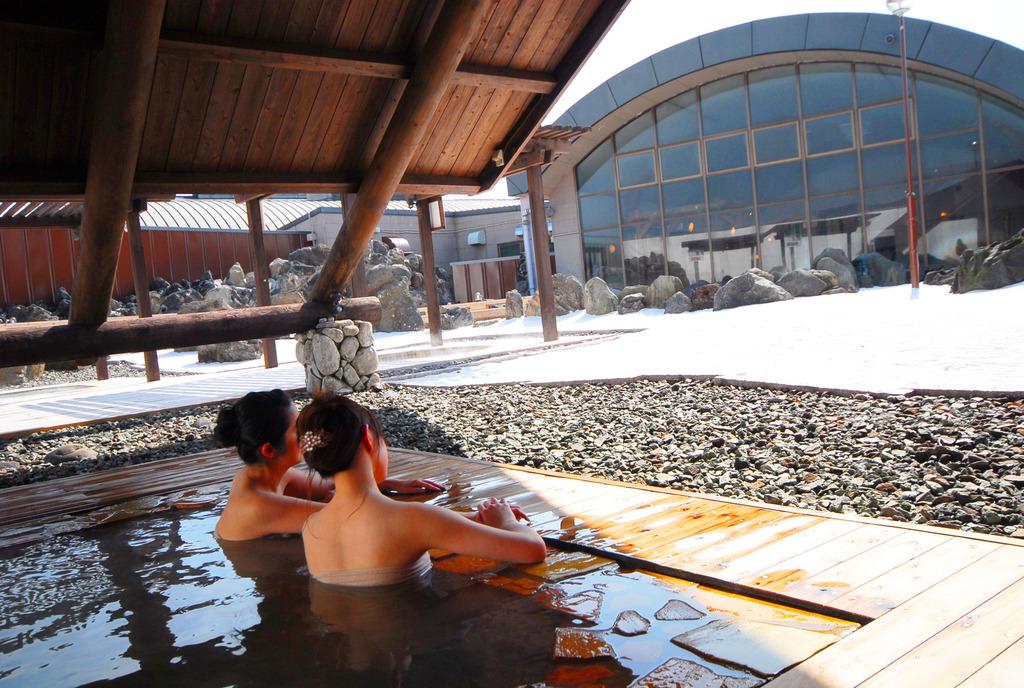 ≪阿蘇健康火山温泉≫ミネラル湯