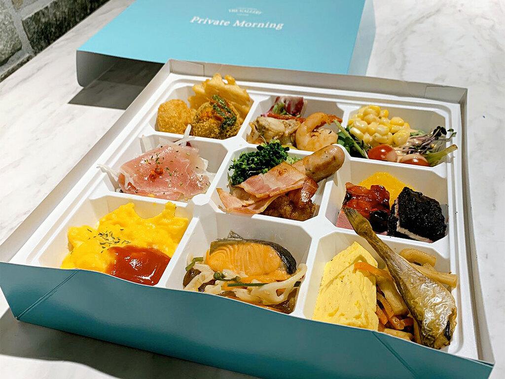 Breakfast Box〜一例〜