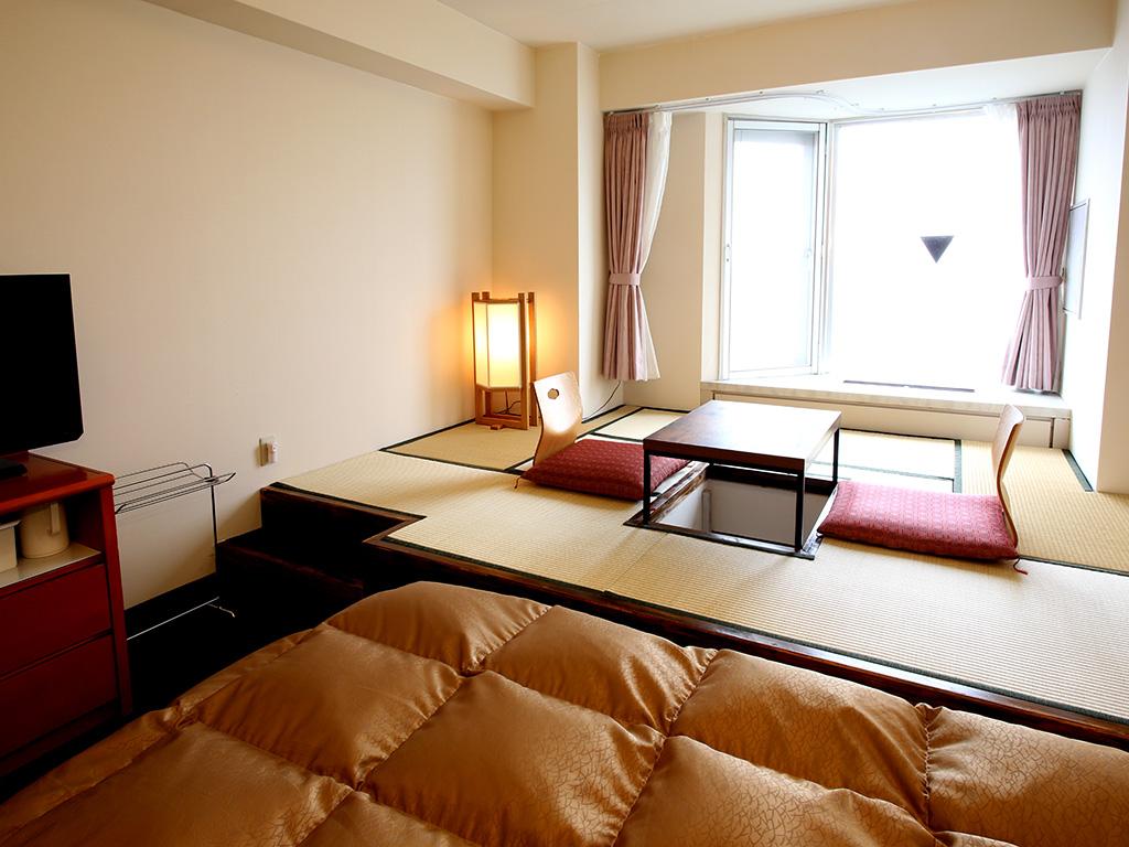 畳スペースがある和洋室