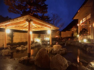Mori-no-Yu Open Air Hot Springs