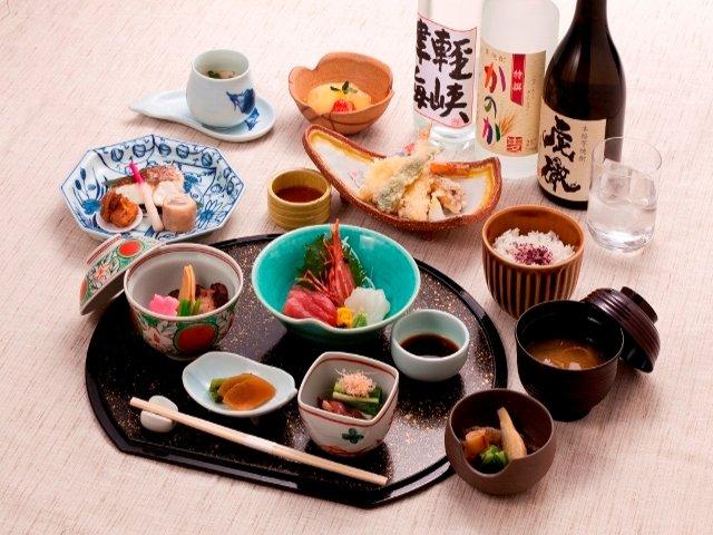 ホテル自慢の和食御膳(イメージ)