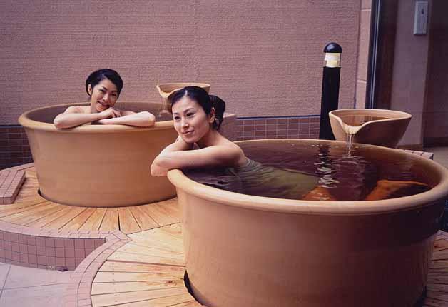 温泉(つぼ湯)