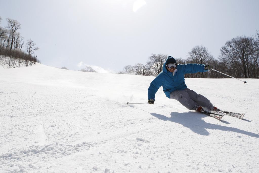 まだまだ楽しめる春スキー!