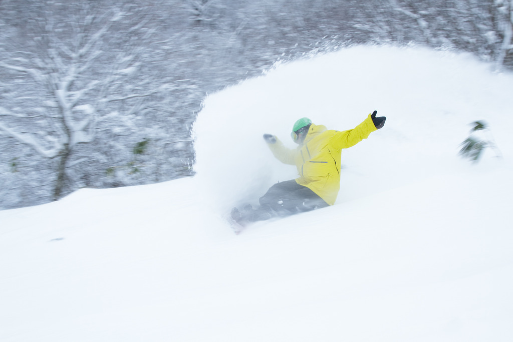 スキー&スノボを楽しむなら裏磐梯エリアのパウダースノーは欠かせない!