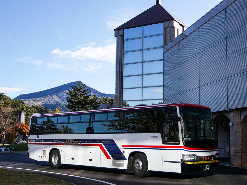 東京駅からの往復送迎バス「磐梯高原号」