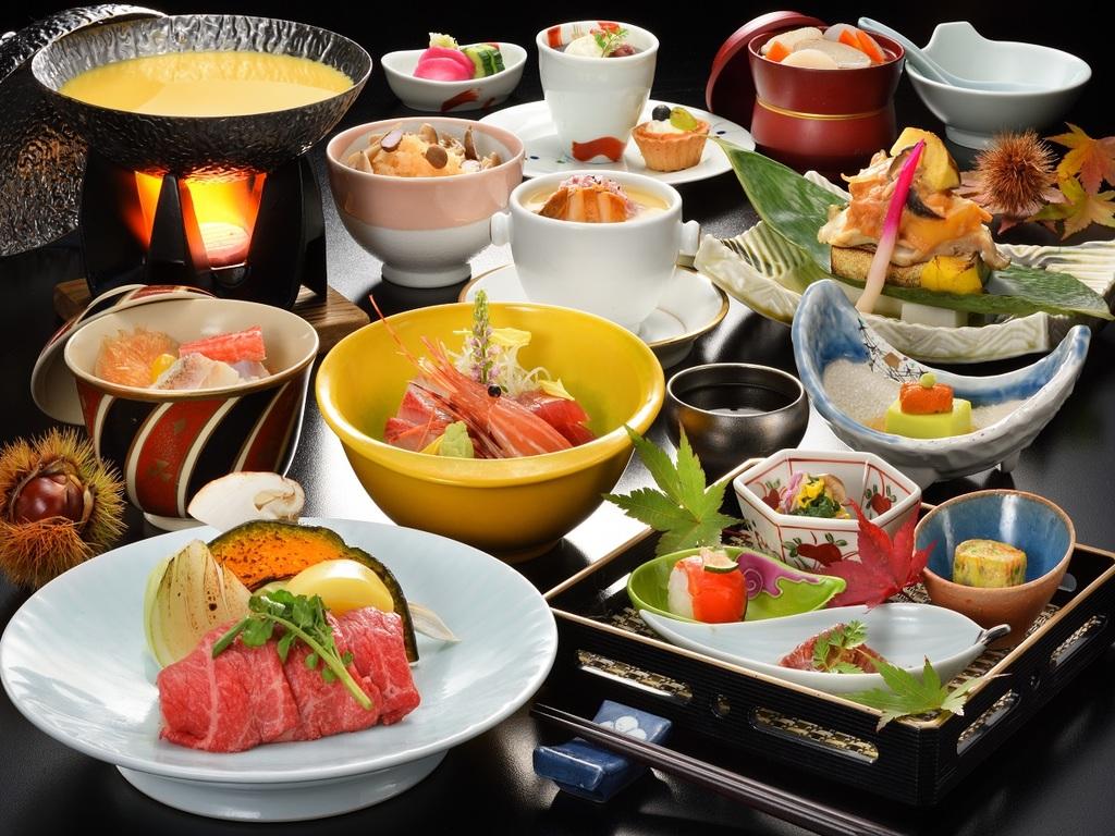 会津食材をたっぷり堪能!気軽に楽しむ季節の和会席