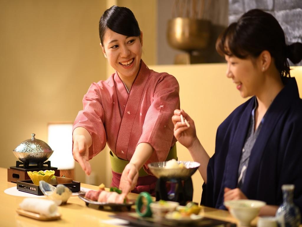 地元の旬や味を楽しんでいただけるよう、出来る限り地元の食材を使用するよう心がけております