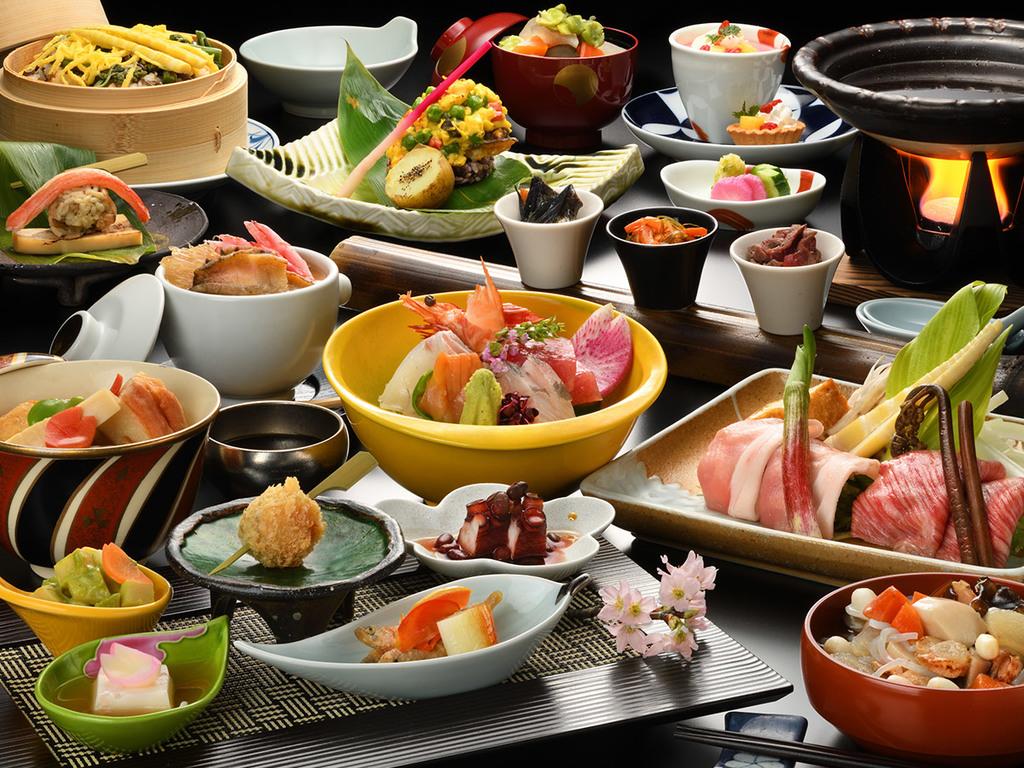 会津食材と高級食材の融合。エゴマ豚と福島牛を贅沢にどちらも堪能!