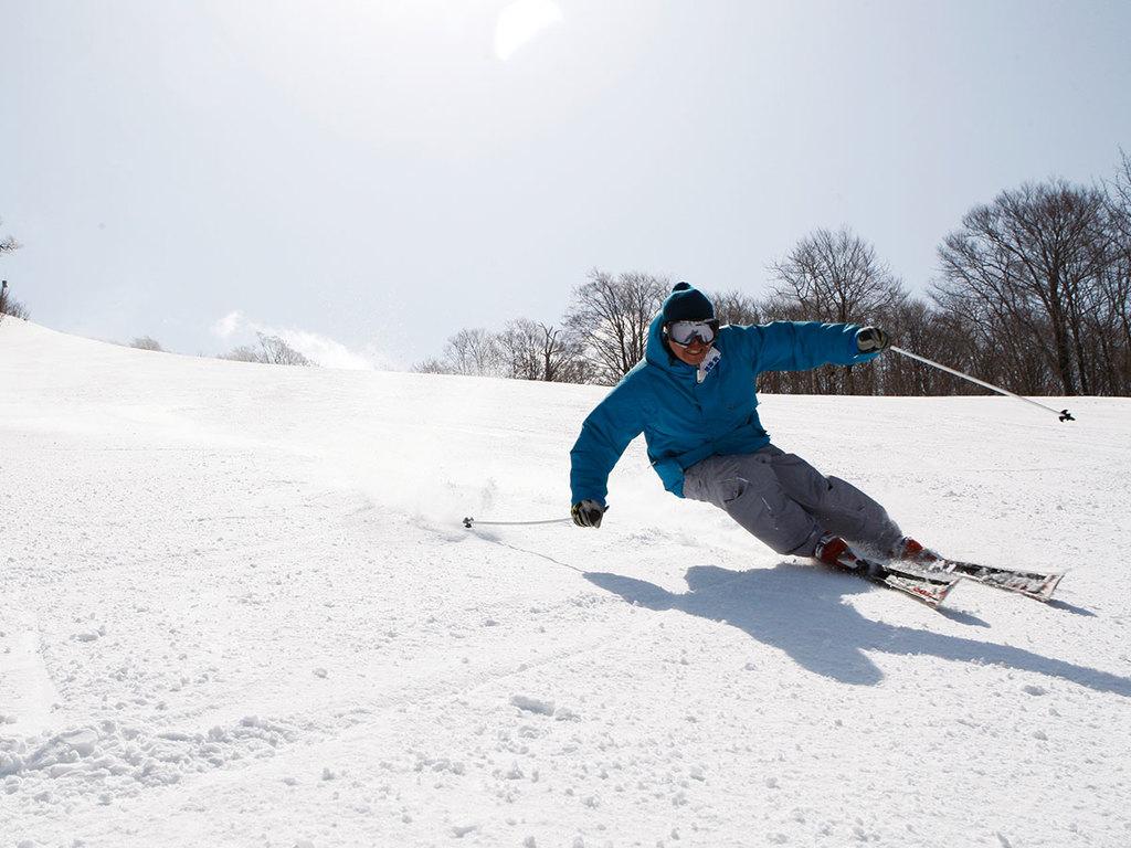 豊かな積雪量と上質な雪質を誇る、パウダースノー天国