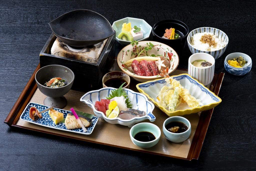和食お膳夕食料理