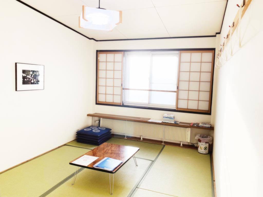 6畳の和室です。トイレ・バス・テレビはございません。