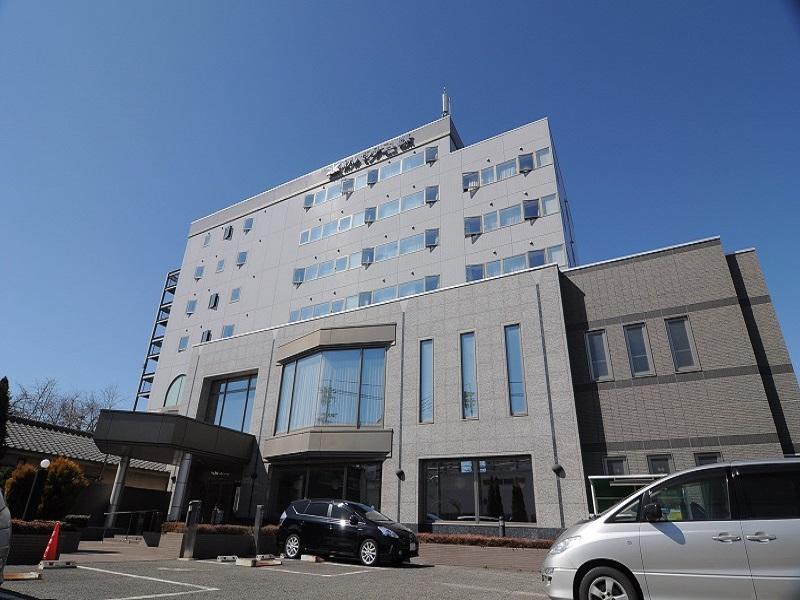 JR松本駅に1番近いシティーホテル