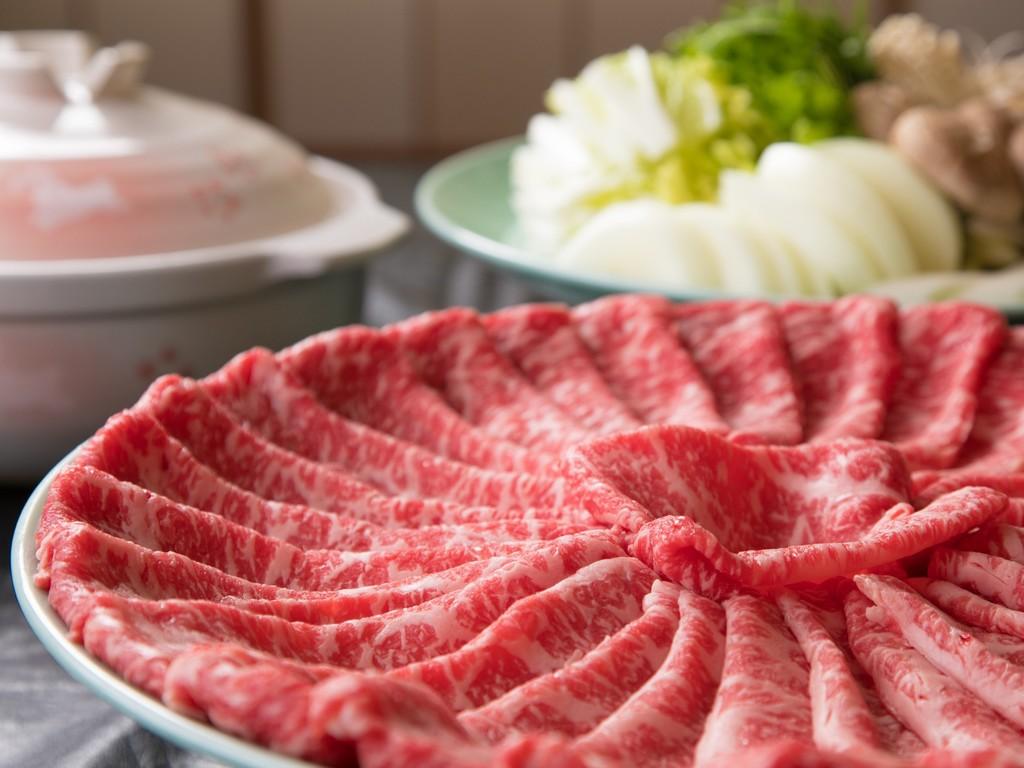 黒牛しゃぶ肉(イメージ)