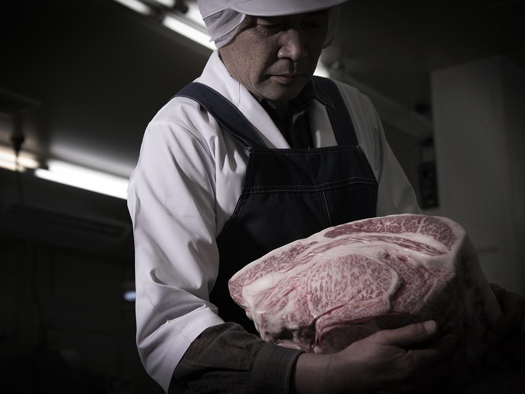 「野鶴亭」系列の肉のもり屋にて精肉されたお肉ご提供します。