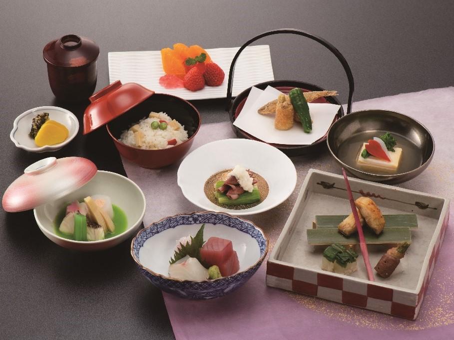 夕食(5500円)