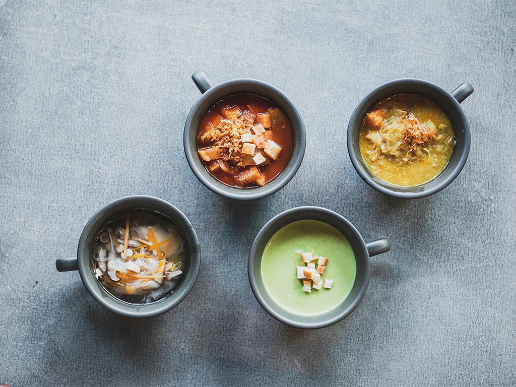 hkuroオリジナルスープ