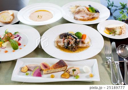 <秋冬特選グルメ♪>料理長イチオシ!『四季の郷〜フレンチコース〜』※写真はイメージです。
