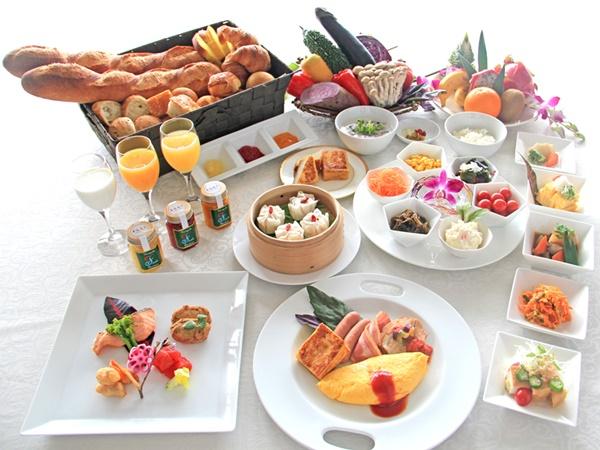 グループホテル朝食