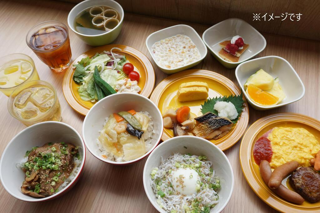 セット朝食イメージ