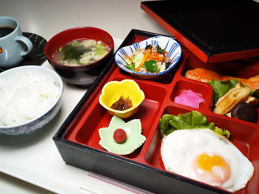 朝食 和食
