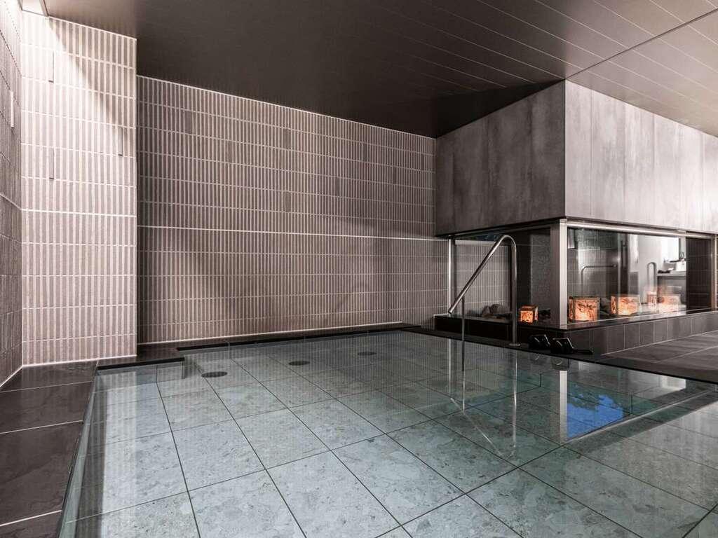 大浴場「こっとりの湯」