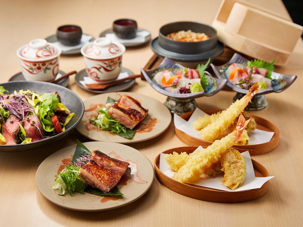 二食付きプランコース(ディナー)