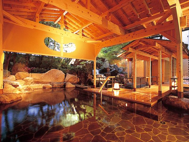 露天風呂「日光の湯」(男性用)