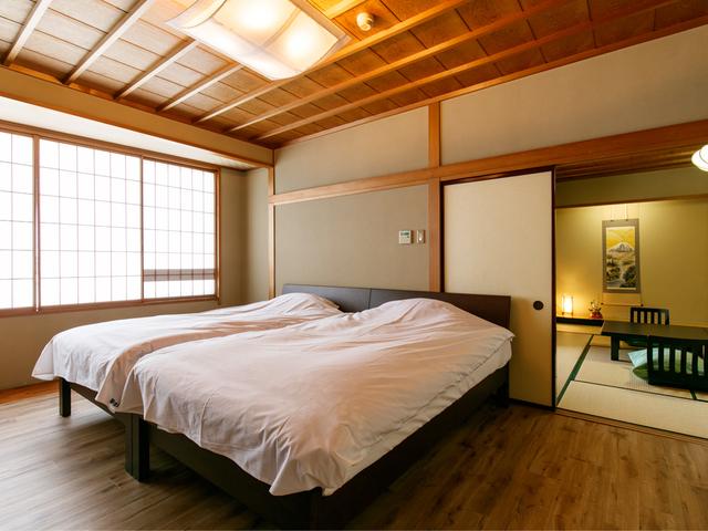 萩の棟 和洋室 一例